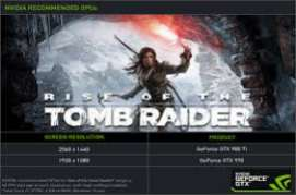 Rise of the Tomb Raider Inc
