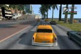GTA IV San Andreas GTAIVSA Beta