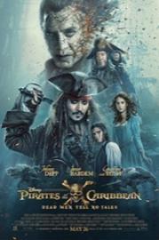 Pirates Of Caribbean: Dead Men 2017