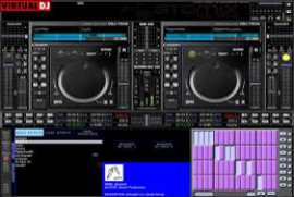 Atomix Virtual DJ Pro 8